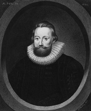 Charles Caesar - Image: Sir Charles Caesar