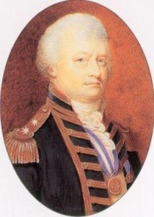 Sir William Parker, 1st Baronet, of Harburn - Sir William Parker, 1st Baronet, of Harburn