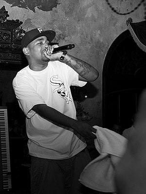 Skeme - Skeme performing in November 2010.