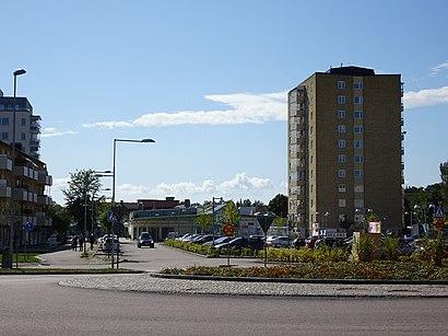 Vägbeskrivningar till Skiljebo med kollektivtrafik