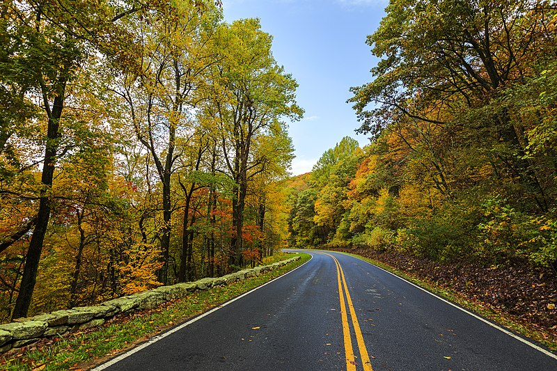 File:Skyline Drive in the Fall (21852619608).jpg