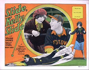 Slide, Kelly, Slide - Lobby card