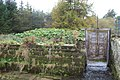 Sluice gate at Netherton pond - geograph.org.uk - 1563629.jpg