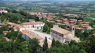 Solferino Comune in Lombardy, Italy