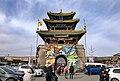 South façade of Yuhuang Pavilion, Yongning (20190207140234).jpg