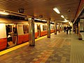 Southbound Orange Line train at DTX.JPG