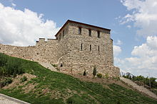 Southeast church-tower (1), Peshtera, Bulgaria.jpg