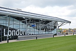 Southend Airport terminal. (geograph 2919596)