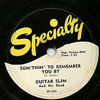 specialty records wikipedia