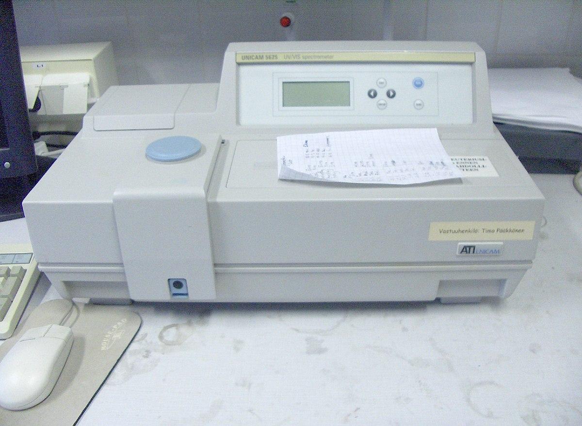 Espectrofotometria de absorcion molecular uv 59