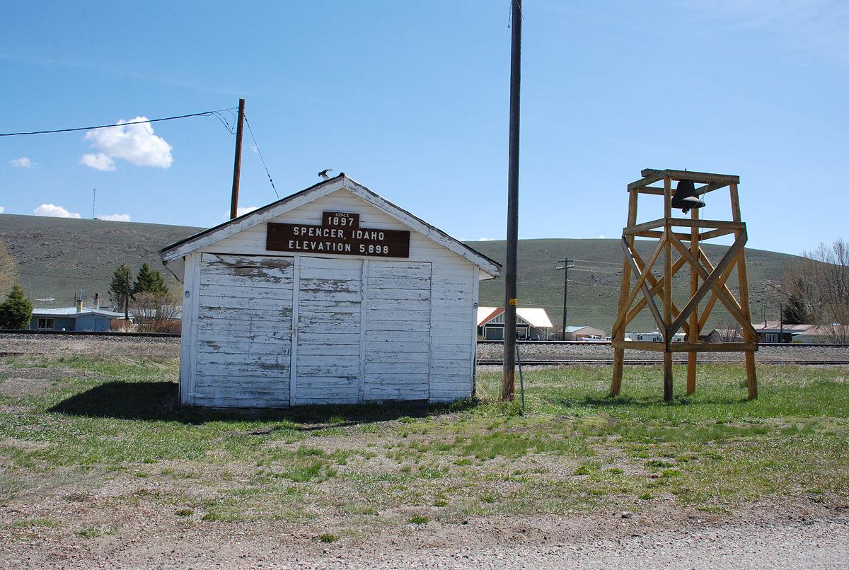 Spencer, Idaho - Wikipedia