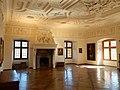 Spiez, château. Deuxième étage, salle des fêtes 1614.jpg