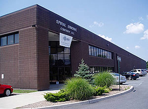 Spiral Binding Company Inc - Spiral Binding Corporate Headquarters