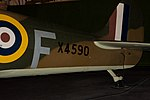 Spitfire Mk I X4590 at RAF Museum London Flickr 2224592152.jpg