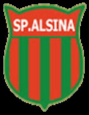 Club Sportivo Alsina - Image: Sportivo alsina badge