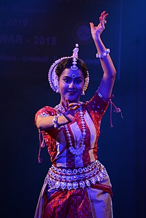 Odissi One of the classical Indian dances, native to Odisha
