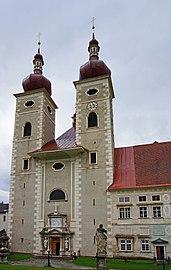 St.Lambrecht Stiftskirche.jpg