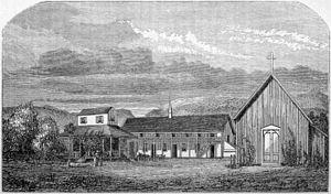 Curtis P. Iaukea - St. Alban's College, Honolulu, 1866