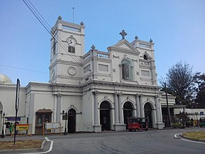 2019 Sri Lanka Easter bombings - Wikipedia