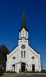 Westphalia, Iowa City in Iowa, United States