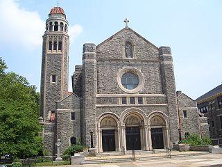 St. Cyprian Roman Catholic Church (Philadelphia) Church in Pennsylvania, United States