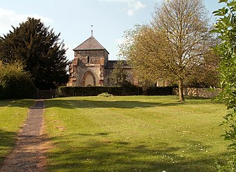 St. Guthlac, the parish church of Astwick - geograph.org.uk - 1281480
