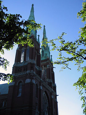 Image illustrative de l'article Église Saint-Jean d'Helsinki