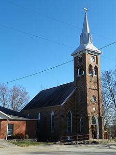 St. John Evangelical Lutheran Church (Pocahontas, Missouri) Church in Missouri , United States