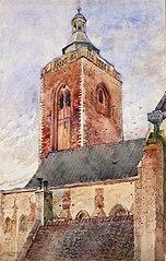 St. Martin's Church, Utrecht, Holland