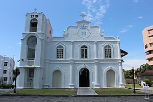 St. Peter's Church, Malacca