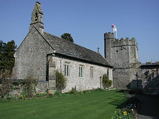 St Pierre, Monmouthshire Human settlement in Wales