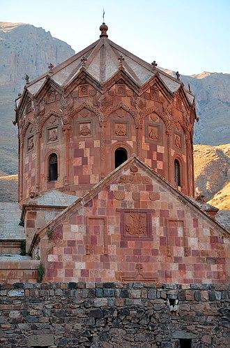 Saint Stepanos Monastery - Image: St. Stepanos Monastery panoramio
