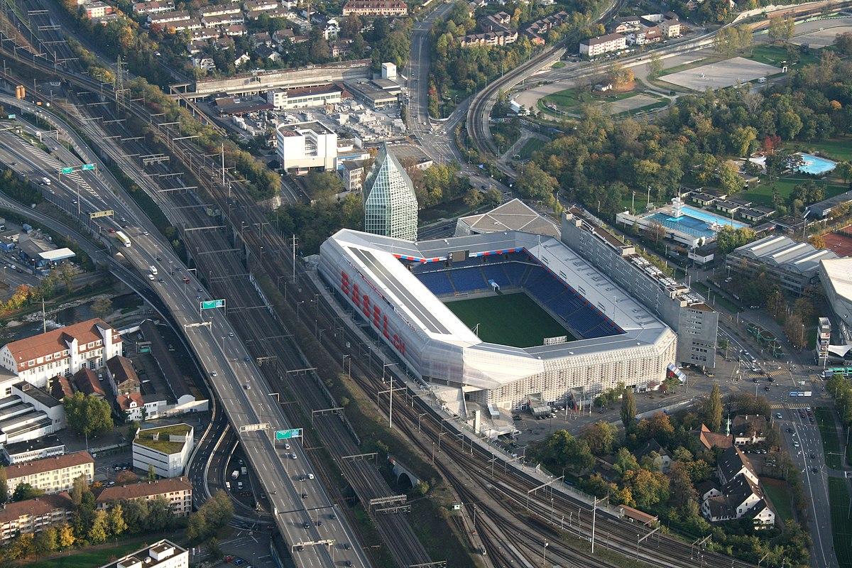 St jakob park wikipedia for Lausanner fussballstadion