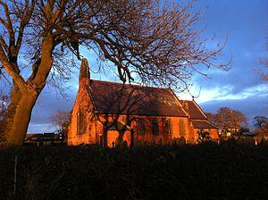 Shevington - Image: St Anne's Church, Shevington