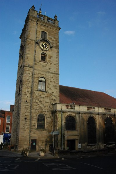 St Anne's church, Bewdley