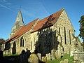 St Bartholomew's Church, High Street, Burwash - geograph.org.uk - 1555596.jpg