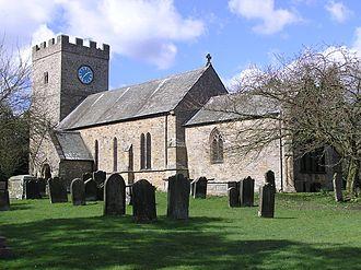 Forcett - St Cuthbert's Church (2006)