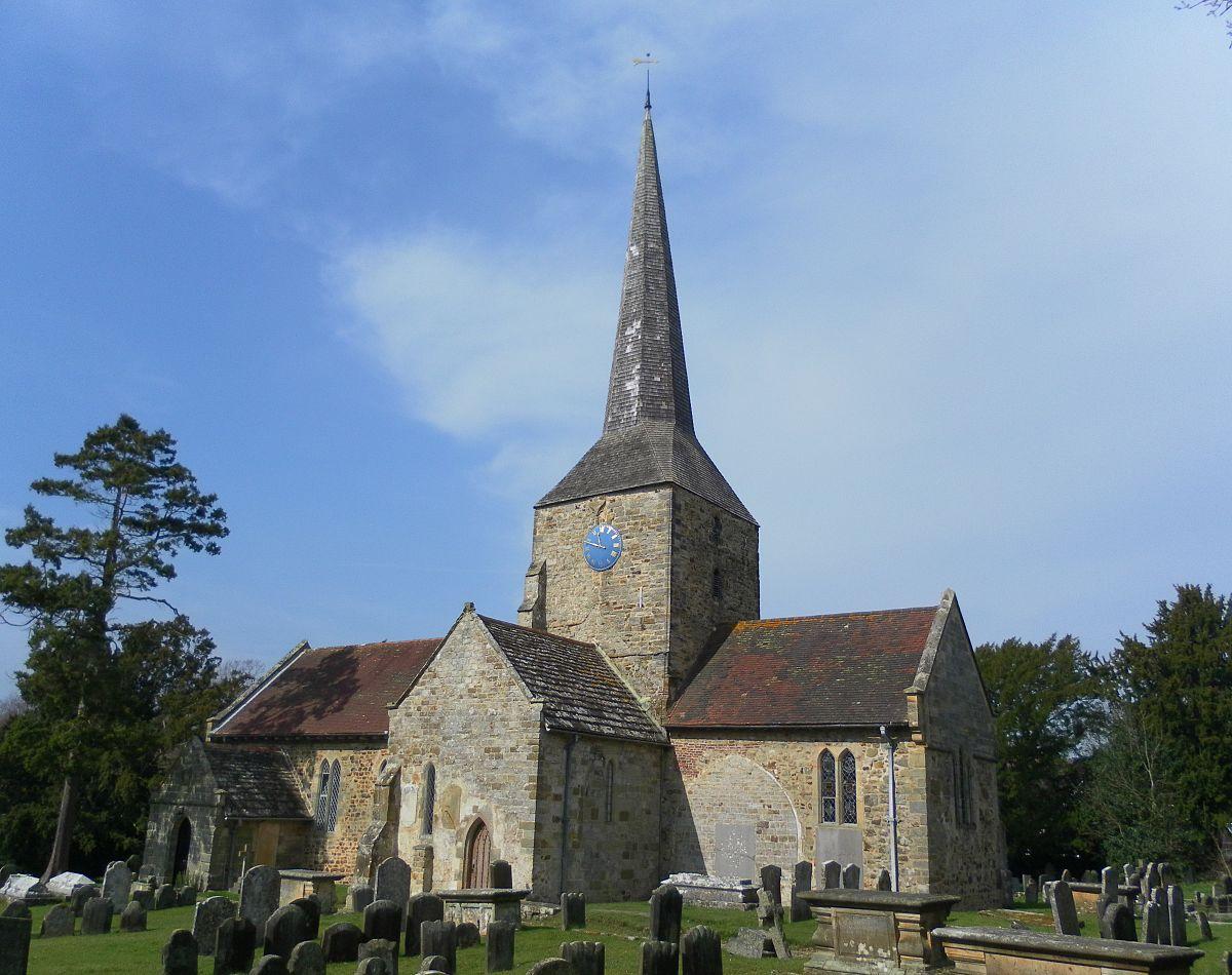 St Giles Church Horsted Keynes Wikipedia