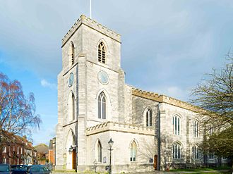 St James' Church, Poole - St James Church