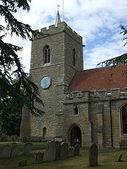 St James church, Biddenham (geograph 3206650)