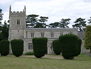 Bovingdon - St Lawrence Church, Bovingdon