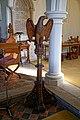 St Mary's Church, Stapleford Tawney, Essex, England ~ eagle lectern.jpg
