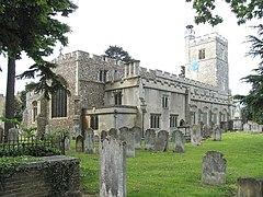 St Mary Cheshunt Herts