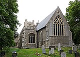 St Mary the Virgin Church, Little Dunmow, FitzWalter's burial place