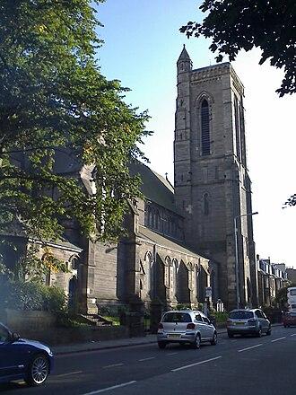 Shandon, Edinburgh - St Michaels, Slateford Road, Shandon