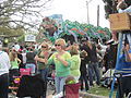 St Pats Parade Day Metairie 2012 Parade B9.JPG