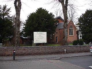 St Pauls Church, Stockingford Church in United Kingdom