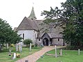 St Peter's Church, North Hayling, Hampshire - geograph.org.uk - 52718.jpg