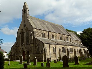 Church of St Thomas the Apostle, Killinghall Church in North Yorkshire, England