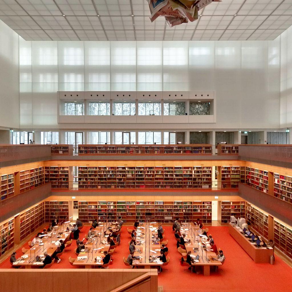 Berlin Staatsbibliothek